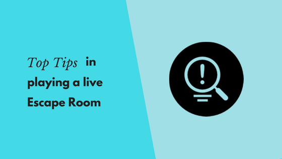 tips play live escape room