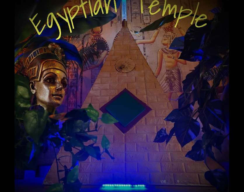 Egyptian Temple<br/> (closed)